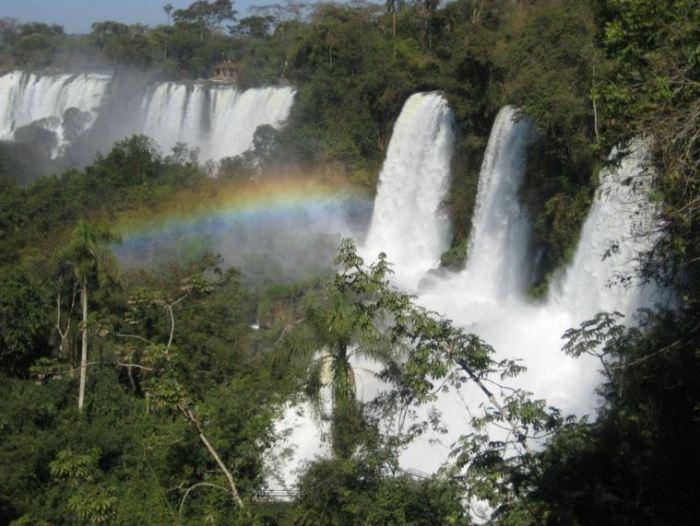 Iguazu Falls, Brazil side